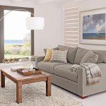 Modern Casual Living Room Design