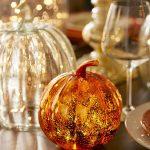 Halloween and Gold Pumpkins
