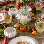 Dress Up a Seasonal Table