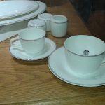 Elegant Porcelain Cups