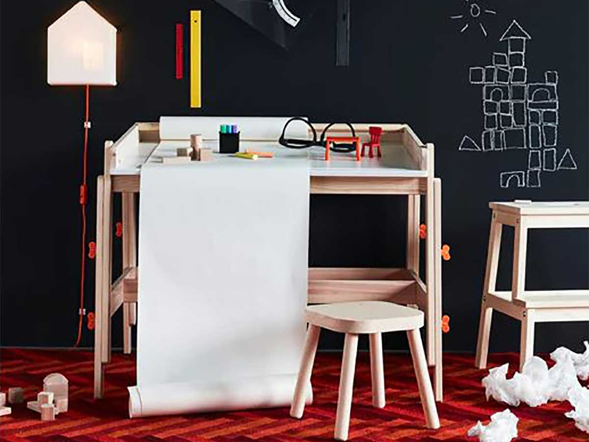 3 Stylish Work Spots for Starting School