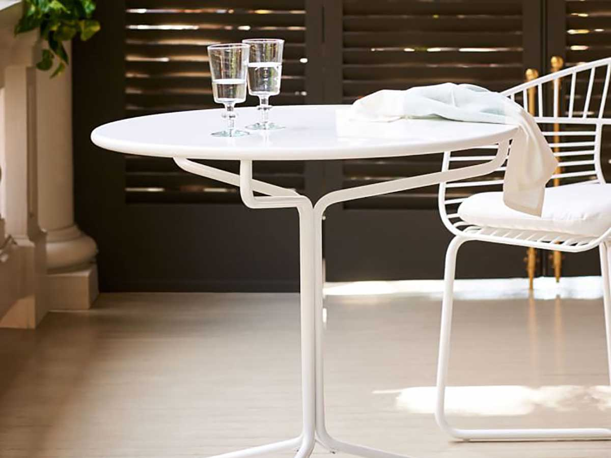 Industrial Inspired Table to Your Dining Space