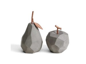 Fruit Shape Concrete Nordic Home Decor