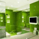 Monochromatic Bathroom Design