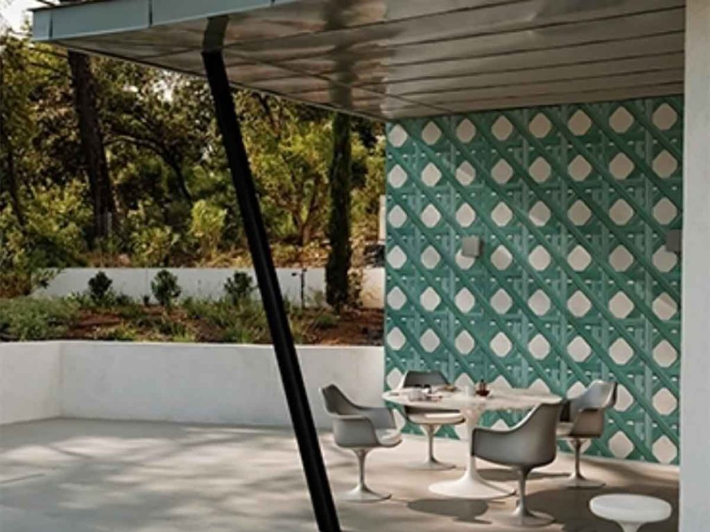 Exterior Wallpapers for Your Outside Walls