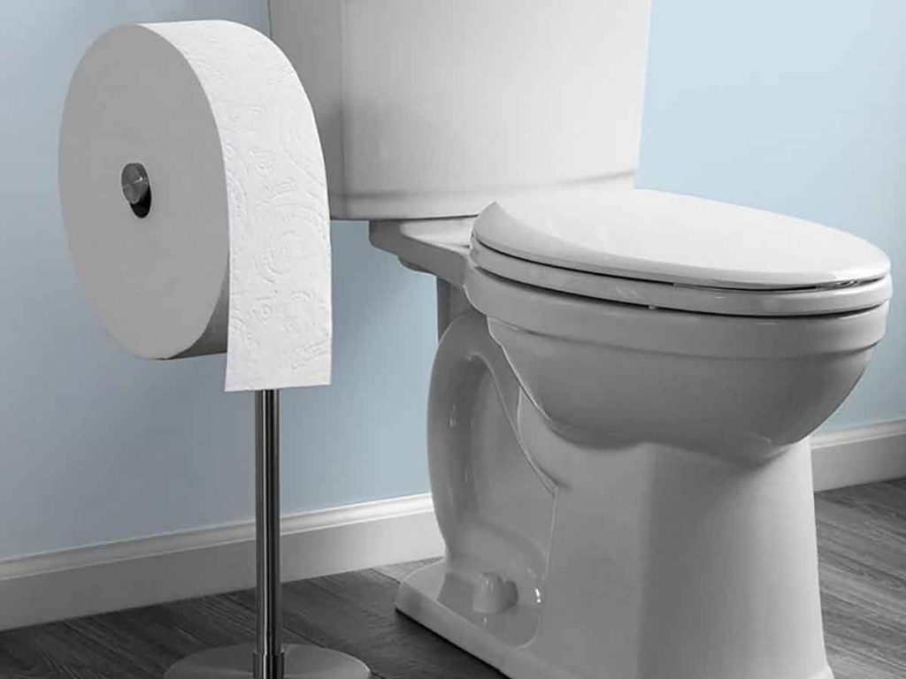 Charmin Forever Roll Supersizes The Toilet Paper So You Only Run Out Every Month Or So