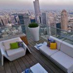 Luxurious Balcony Ideas
