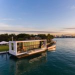 Arkup Puts A Luxury Home On Top Of A Boat Making For The Most Lavish Houseboat Ever