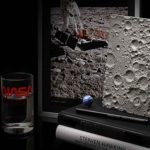 DeskSpace Puts A Slice Of The Moon On Your Display Shelf
